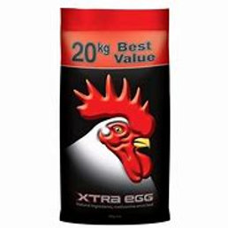Lauke Xtra Egg 20Kg