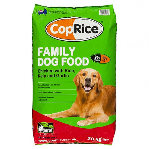 Coprice Family Dog 20Kg