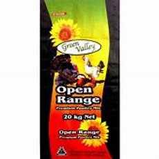 Green Valley Open Range Poultry Mix 20kg