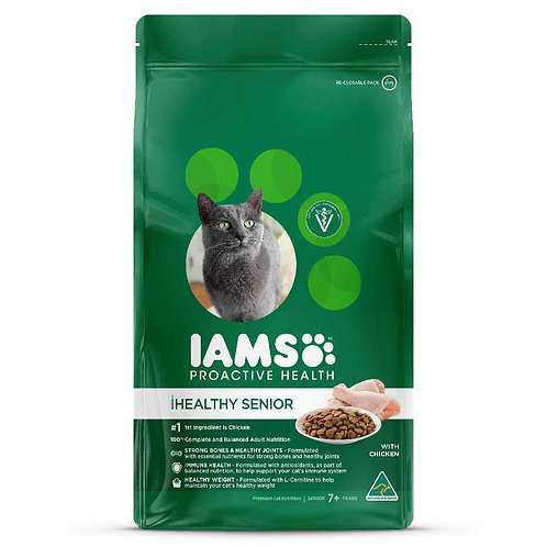 IAMS Cat Mature & Senior >7yrs 3Kg