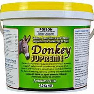 Kohnke's Own Donkey Supreme - various sizes