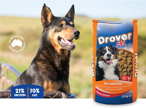 Drover - various sizes