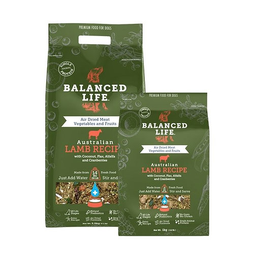 Balanced Life Lamb - various sizes