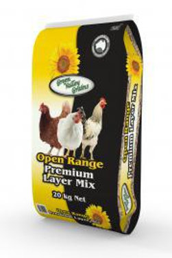 Green Valley Premium Layer Mix 20kg