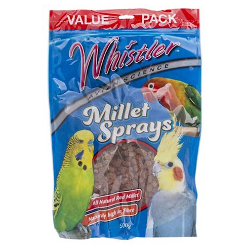 Millet Sprays (Red Pannicum) 500gm