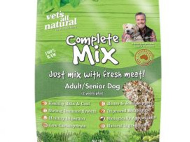 Vet's All Natural Complete Mix Adult/Senior Dog 5kg