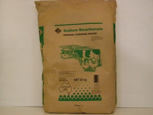 Sodium Bicarbonate - various sizes