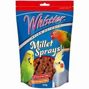 Millet Sprays (Red Pannicum) 200gm