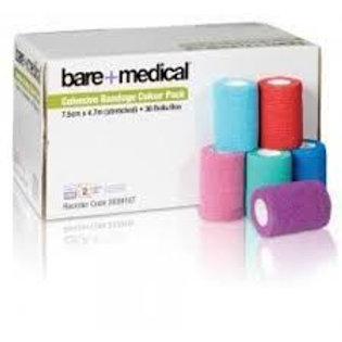 Cohesive bandage 10cm x 4.7m - each