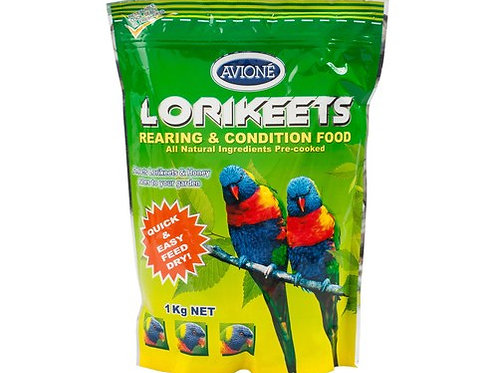 Avione Lorikeet Dry 1Kg
