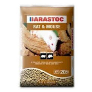 Rat and Mouse Pellets - Various Sizes