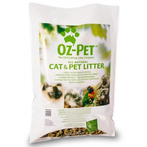 Oz-Pet Litter 15Kg
