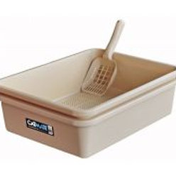 Cat Mate Litter Tray - various colours