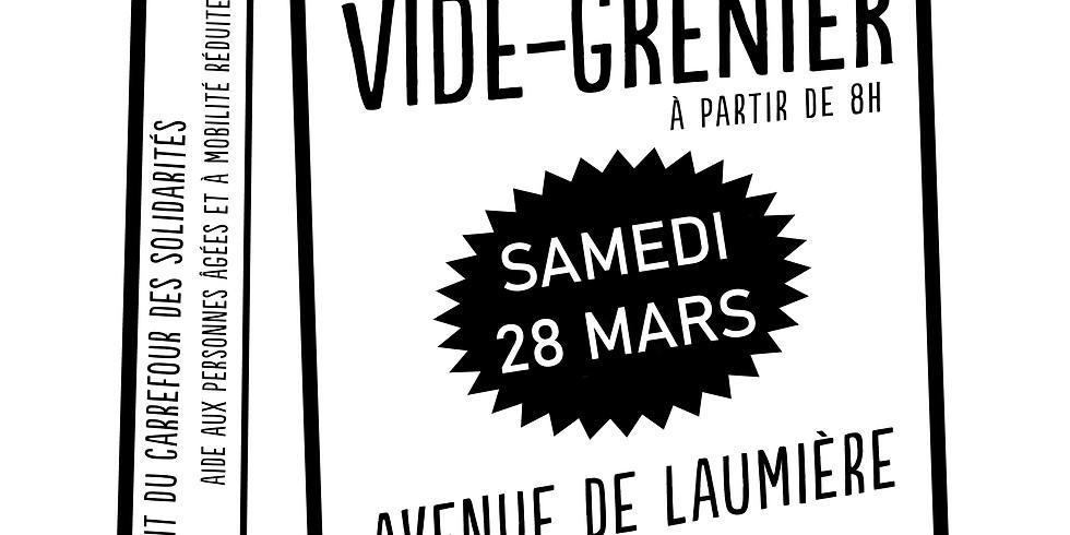 Permanence inscription au Carrefour 21 Mars Matin
