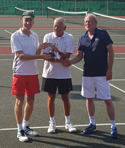 Michael - Tennis tournament