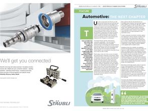 Automotive: the next chapter (BP&R feature).