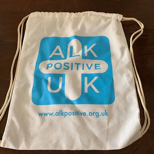 ALK+ Drawstring Bag