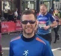 Andy - Half marathon