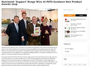 Nutriment Wins at PATS Sandown.PNG