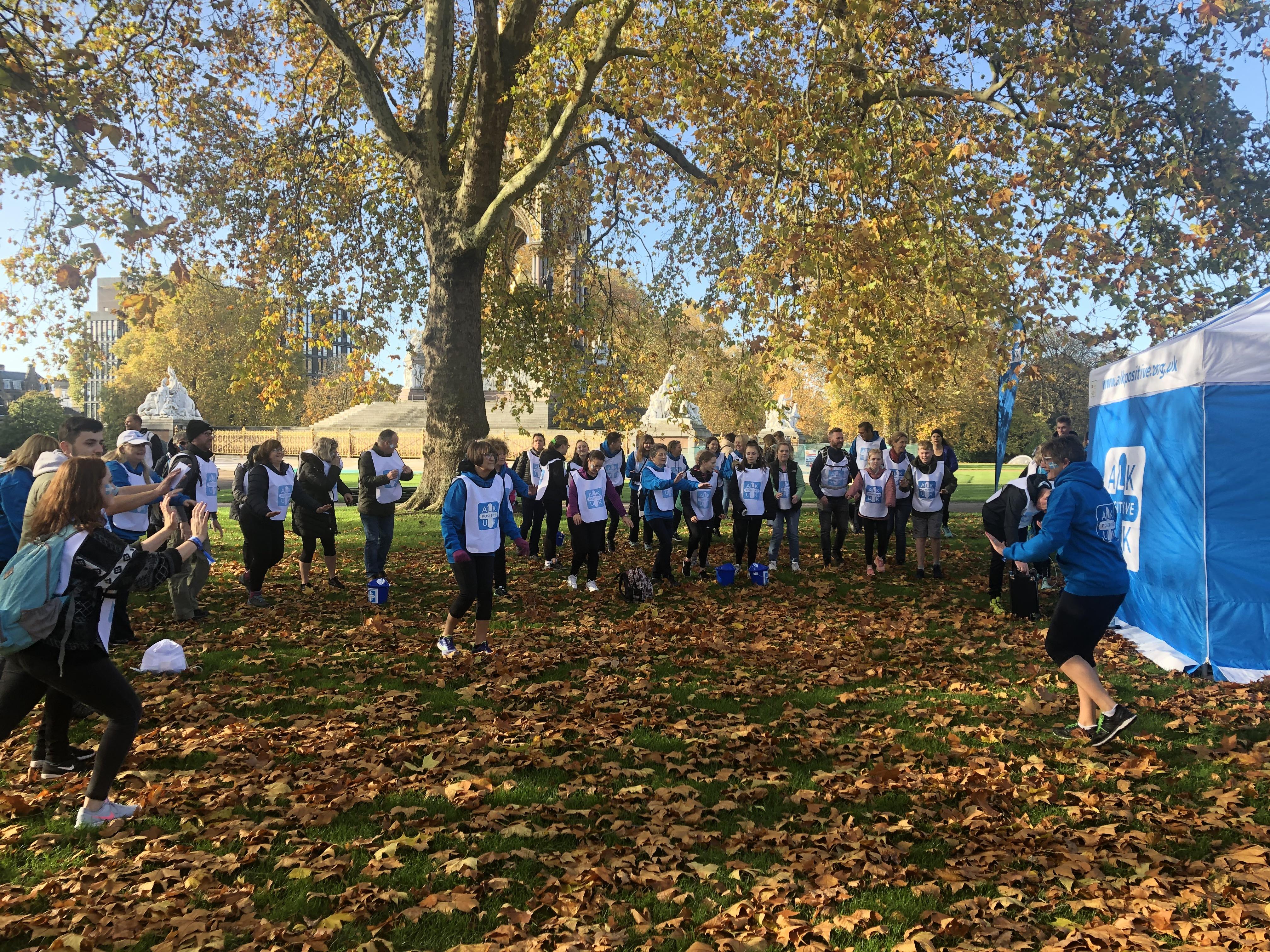 Kensington Park Walk