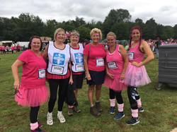 Christine & Friends - Muddy Race for Life