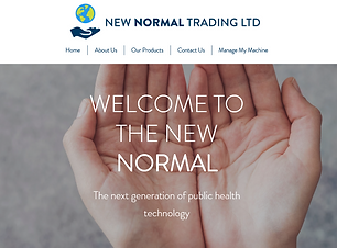 New Normal Trading website.PNG