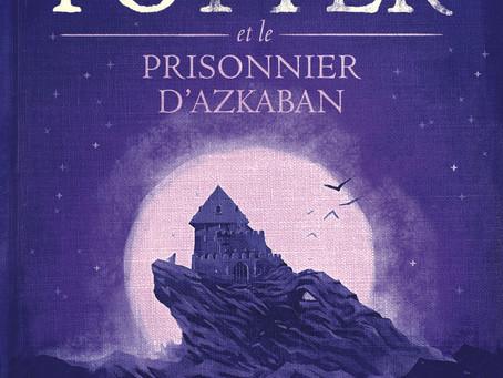 HARRY POTTER ET LE PRISONNIER D'AZKABAN (critique livre)