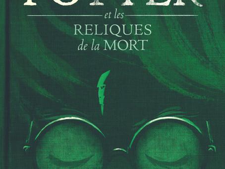 HARRY POTTER ET LES RELIQUES DE LA MORT (critique livre)