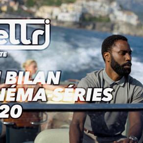 UN BILAN 2020 CINÉ-SÉRIES (vidéo)