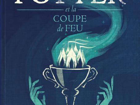 HARRY POTTER ET LA COUPE DE FEU (critique livre)