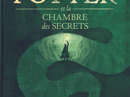HARRY POTTER ET LA CHAMBRE DES SECRETS (critique livre)