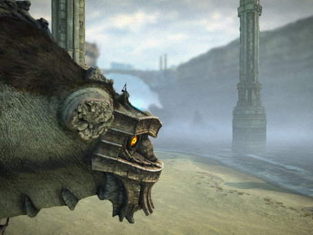 SHADOW OF THE COLOSSUS (critique)