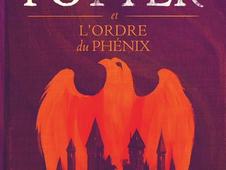 HARRY POTTER ET L'ORDRE DU PHÉNIX (critique livre)