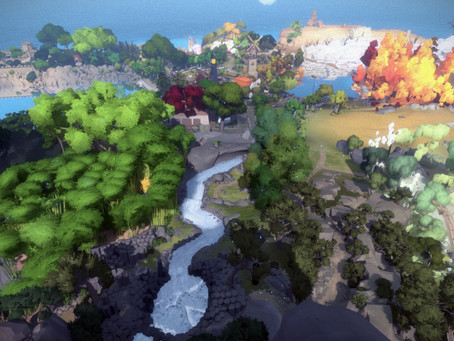 THE WITNESS (critique)