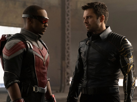 THE FALCON AND THE WINTER SOLDIER (critique)
