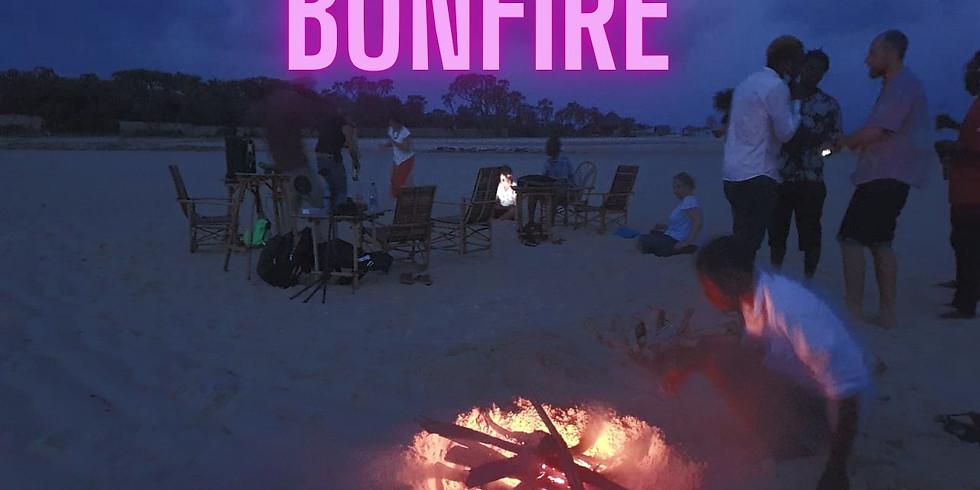 Beach BonFire - Kongo River, Diani Beach