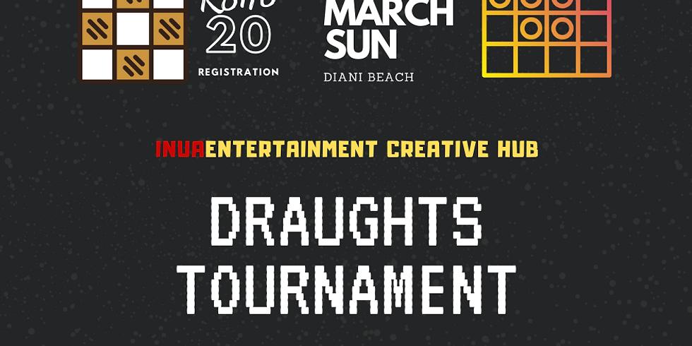 INUA ENTERTAINMENT CREATIVE HUB DRAUGHTS TOURNAMENT