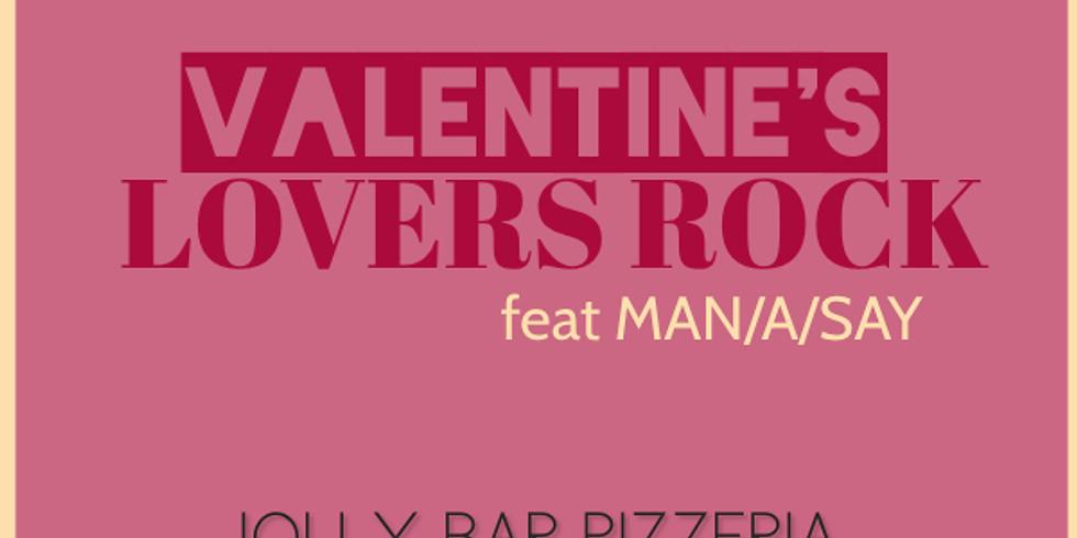 VALENTINE'S LOVERS ROCK