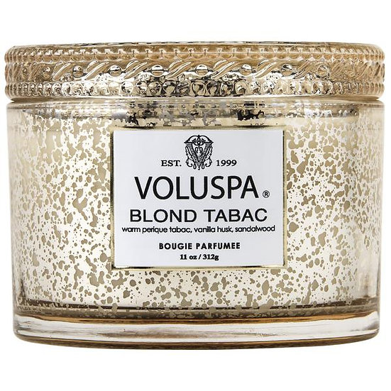 Voluspa - Boxed Blonde Tabac Corta With Lid