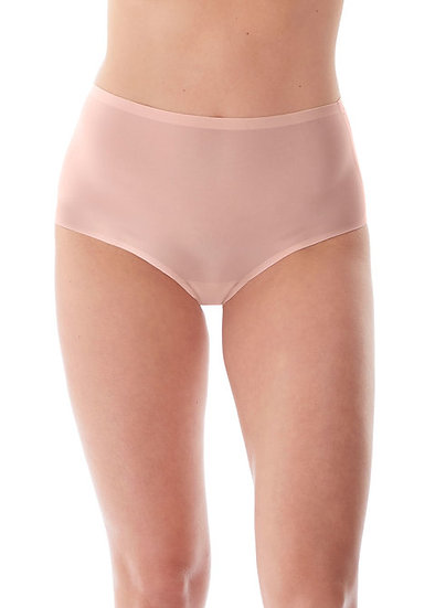 Fantasie Smoothease One Size Seamless Briefs Blush