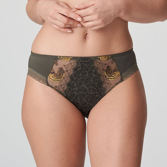 Palace Garden Briefs In Reptile By Prima Donna