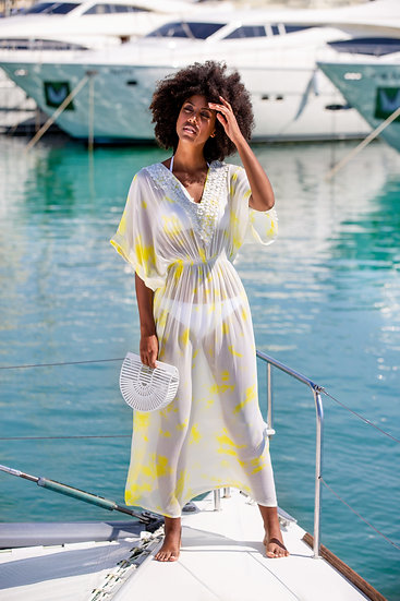 Yellow Rio Maxi by Lindsey Brown