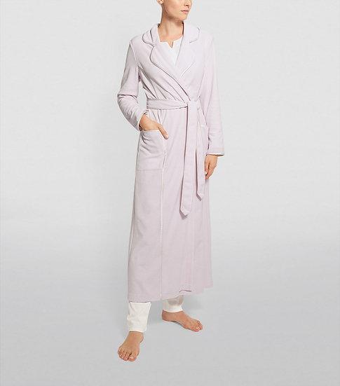 Feraud High Class Rose Pink Velvet Gown