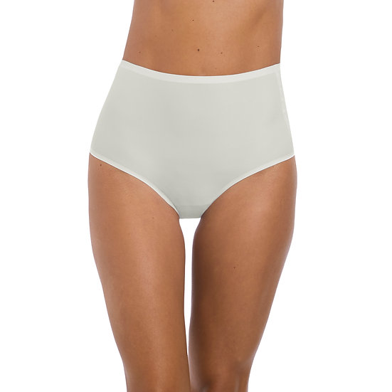 Fantasie Smoothease One Size Seamless Briefs Ivory