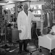 Albert Strauss, Strauss Dairy