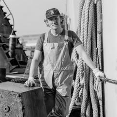 Donal O'Sullivan, Tug Boat Crewman