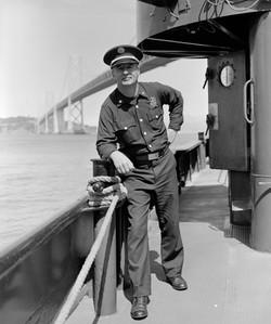 Dennis Kennedy, Fire Boat 1