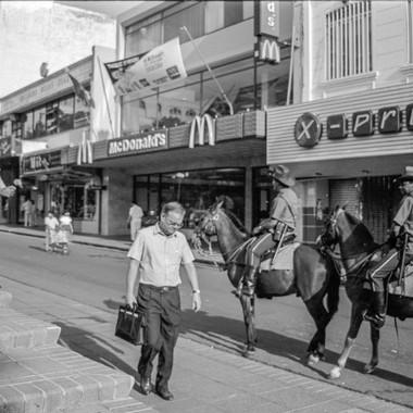 Policia 1, San Jose