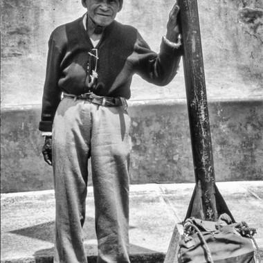 Indio Man Antigua