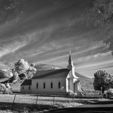 Old St. Mary's, Nicasio
